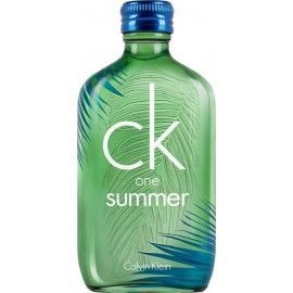 TST CALVIN KLEIN CK ONE SUMMER EDT 100 ML VERDE