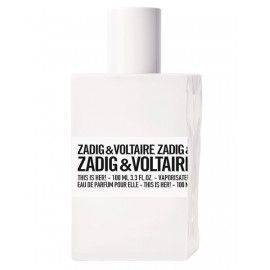 TST ZADIG & VOLTAIRE ZADIG & VOLTAIRE THIS IS HER EDP 100 ML