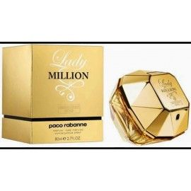 TST PACO RABANNE LADY MILLION ABSOLUTELY GOLD PARFUM 80