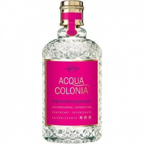 TST 4711 ACQUA COLONIA PINK PEPPER & GRAPEFRUIT EDC 170 ML TST