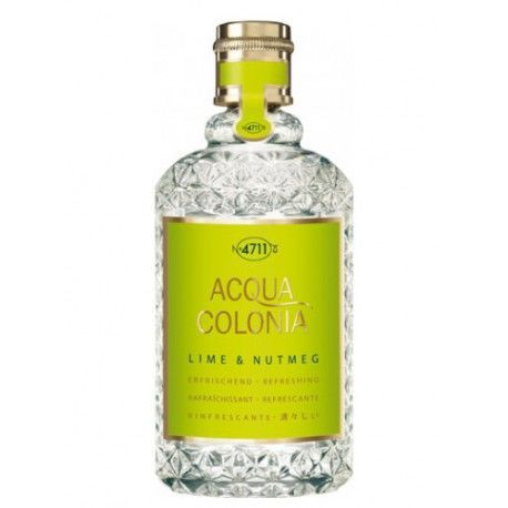TST 4711 ACQUA COLONIA LIME & NUTMEG EDC 170 ML TST