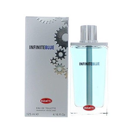 BUGATTI INFINITEBLUE EDT 125 ML REGULAR