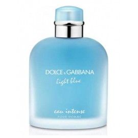 TST D&G LIGHT BLUE POUR HOMME EAU INTENSE EDP 100 ML