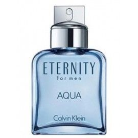 TST CALVIN KLEIN ETERNITY AQUA FOR MEN EDT 50 ML