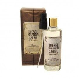 TST DIESEL FUEL FOR LIFE USE WITH CAUTION COLOGNE HOMME EDT 120 ML