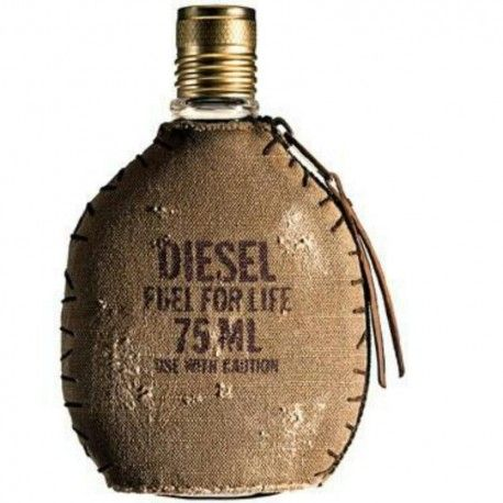TST DIESEL FUEL FOR LIFE USE WITH CAUTION HOMME EDT 75 ML