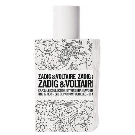 TST ZADIG & VOLTAIRE THIS IS HER CAPSULE COLLECTION EDP 100 ML