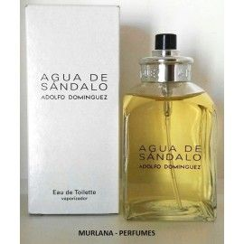 TST ADOLFO DOMINGUEZ AGUA DE SANDALO EDT 120 ML