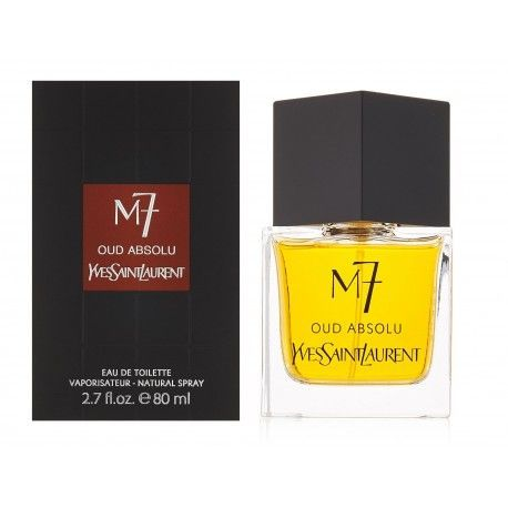 TST YVES SAINT LAURENT M7 OUD ABSOLU EDT 80 ML