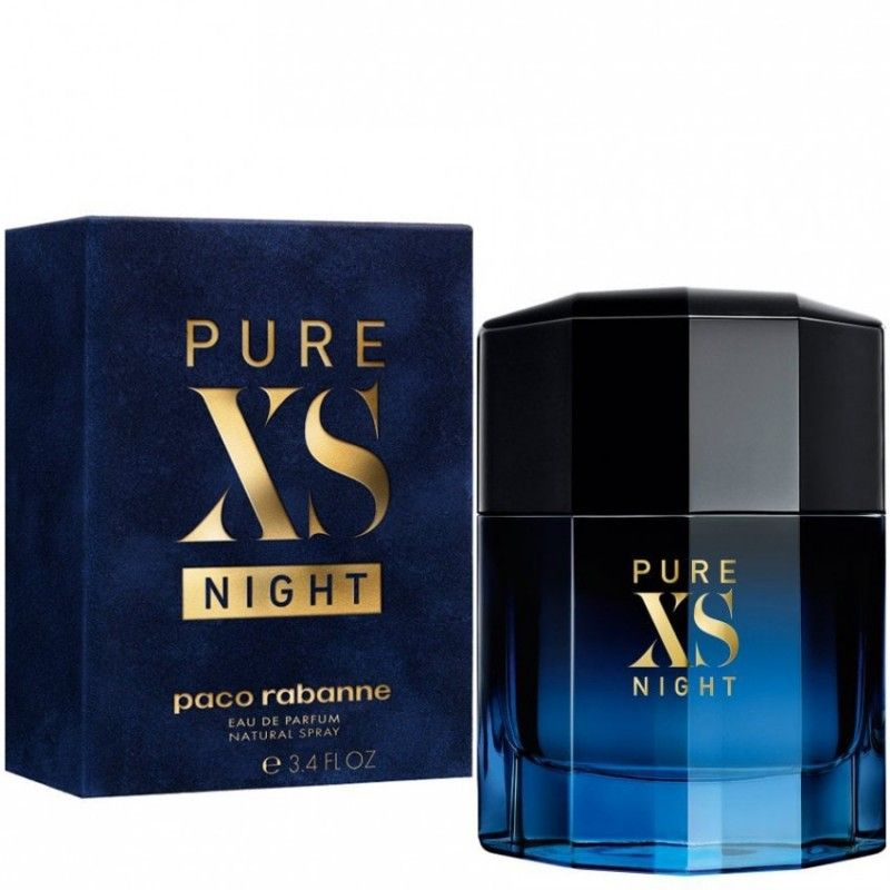 Tst Paco Rabanne Pure Xs Night Edp 100 Ml