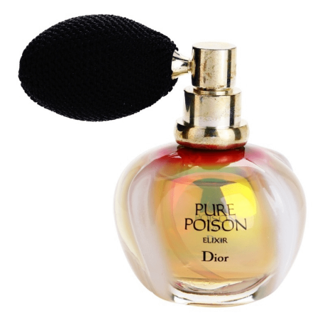 TST CHRISTIAN DIOR PURE POISON ELIXIR EDP INTENSE 30 ML