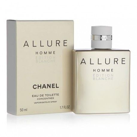 CHANEL ALLURE HOMME EDITION BLANCHE EDT CONCENTREE 100 ML REGULAR