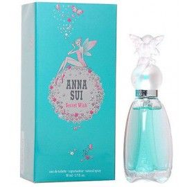 TST ANNA SUI SECRET WISH EDT 75 ML