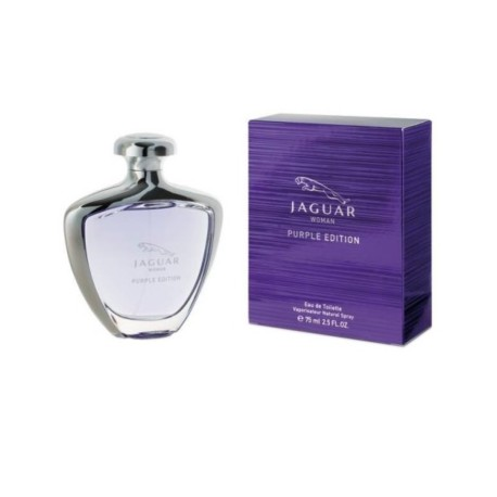 JAGUAR WOMAN PURPLE EDITION EDT 75 ML REGULAR