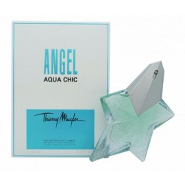 TST THIERRY MUGLER ANGEL AQUA CHIC EDT LEGERE 50 ML