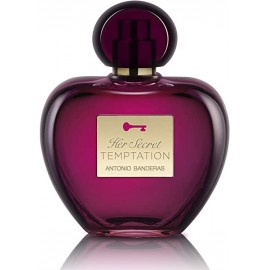 TST ANTONIO BANDERAS HER SECRET TEMPTATION EDT 80 ML
