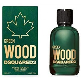 TST DSQUARED2 GREEN WOOD MAN EDT 100 ML