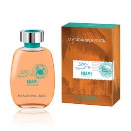 TST MANDARINA DUCK MIAMI FOR HER EDT 100 ML