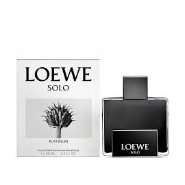LOEWE SOLO LOEWE PLATINUM EDT 50 ML REGULAR