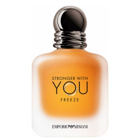 TST GIORGIO ARMANI STRONGER WITH YOU HOMME FREEZE EDT 100 ML