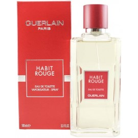 GUERLAIN HABIT ROUGE EDT 100 ML REGULAR