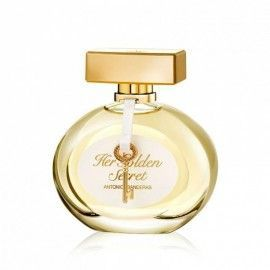 TST ANTONIO BANDERAS HER GOLDEN SECRET EDT 80 ML