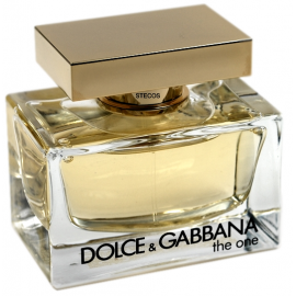 TST DOLCE & GABBANA THE ONE FOR WOMAN EDP 75 ML