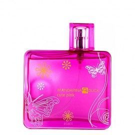 TST MANDARINA DUCK WOMAN CUTE PINK EDT 100 ML